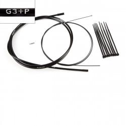 Brompton câble dérailleur pour 3 vitesses modèle P (QGCAB3A-P)