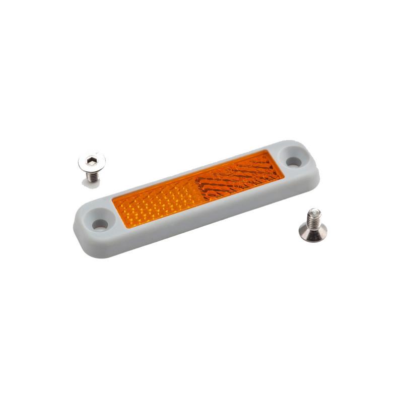 Brompton Réflecteur de pédale pliante nouveau modèle après 2013 (QPEDREF[2])