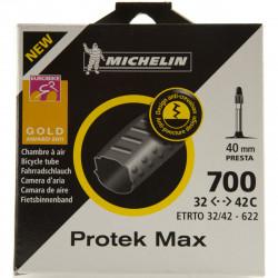 Michelin Chambre à air vélo Protek max 700 X 32C 42C VP