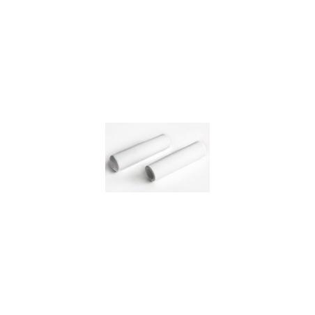 Paire de poignée Brompton en mousse blanc pour modèle S sans colle (QHBGRIP-S-WH)
