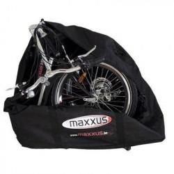 Sac pour vélo pliant Luxe avec roulettes