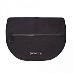 Couverture Brompton Noir pour sac S-Bag 2016 (QSBFLAP-BK)