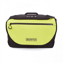 Couverture Brompton Lime Green pour sac S-Bag 2016 (QSBFLAP-LG)