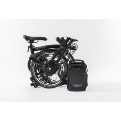 Vélo électrique pliant BROMPTON