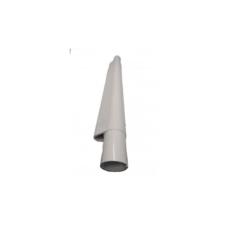 Barre de manche inférieur blanc trottinette électrique SPEEDTROTT ST12 / ST14