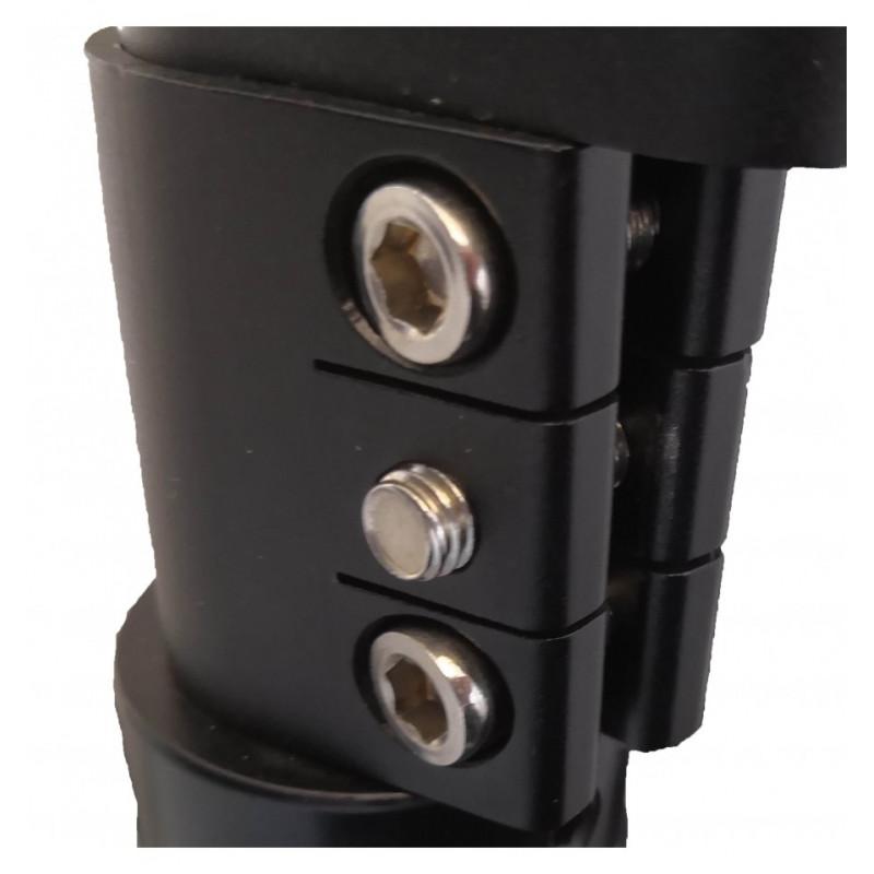 Collier de serrage manche intérieur noir trottinette électrique SPEEDTROTT ST12