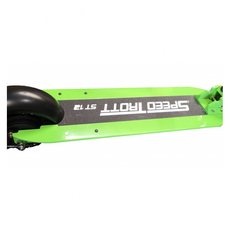 Plateau vert trottinette électrique SPEEDTROTT ST12