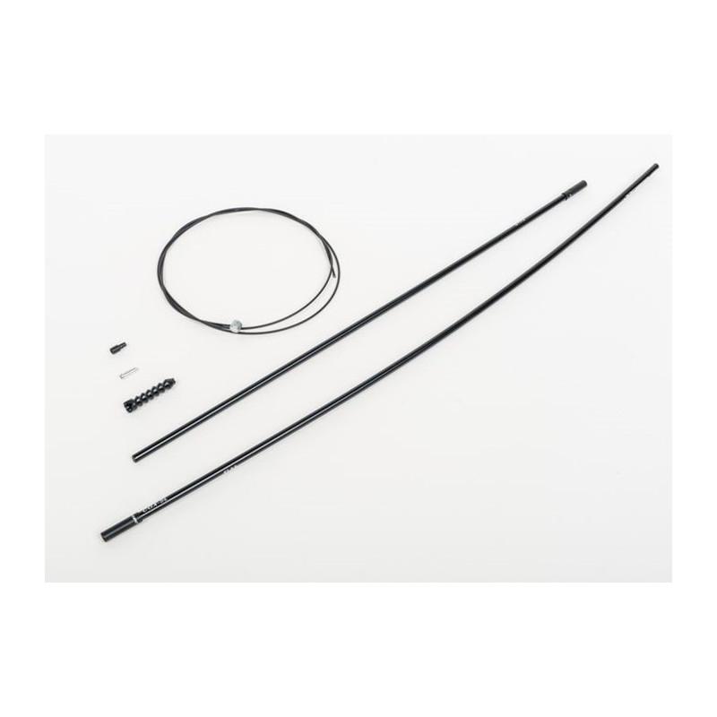 Brompton câble frein avant pour modèle P kit complet câble et gaine (QBRCABFA-P)