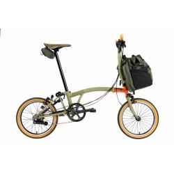 Vélo pliant BROMPTON M6E Edition limitée Explore 2019