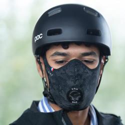 Masque anti pollution R-PUR Nano Light Reflectiv Camo