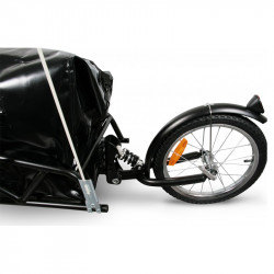 Remorque mono roue + amortisseur