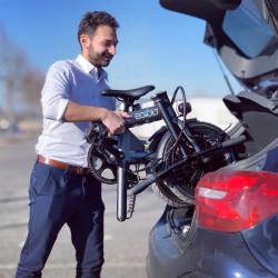 Vélo électrique pliant EOVOLT Rétro 2020