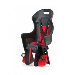 Siège bébé vélo Polisport fixation facile porte-bagage
