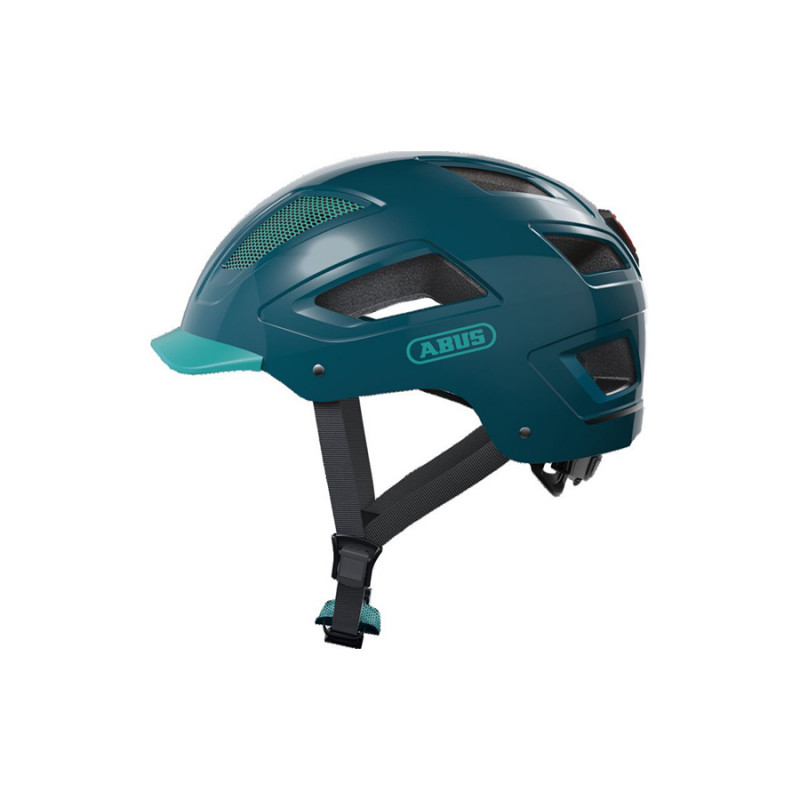 Casque vélo ABUS Hyban 2.0 Core Vert