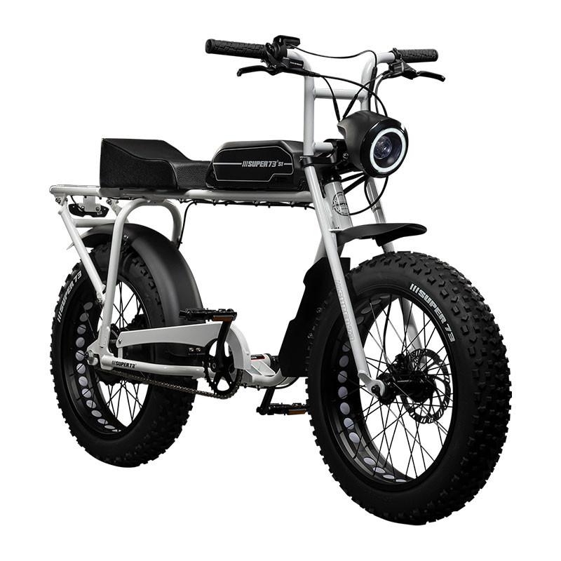 Vélo électrique SUPER 73 SG1 Blanc