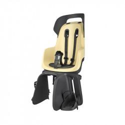 Siège vélo bébé porte-bagage BOBIKE Go Maxi Citron 9 à 22kg
