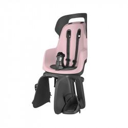 Siège vélo bébé porte-bagage BOBIKE Go Maxi Rose 9 à 22kg