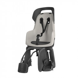 Siège vélo bébé porte-bagage BOBIKE Go Maxi Vanille 9 à 22kg