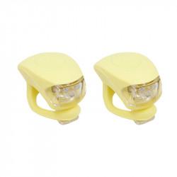 Petites lumières LED silicon URBAN PROOF jaune pâle