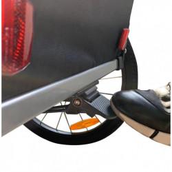 Remorque vélo poussette 2 places BIKE ORIGINAL
