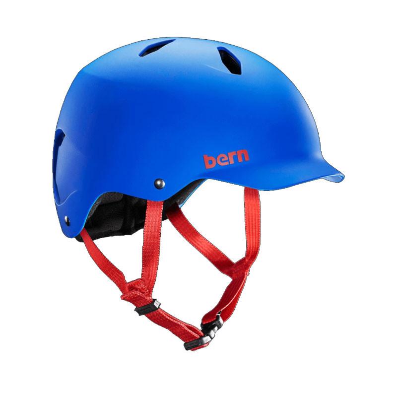 Casque vélo enfant BERN Bandito EPS Bleu Cobalt