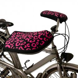 Manchons vélo rose TUCANO URBANO pour guidon City