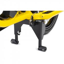 Vélo cargo électrique longtail TERN GSD S10 Jaune