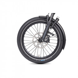 Vélo cargo électrique longtail TERN GSD S10 Noir