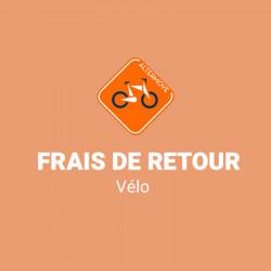 Frais de retour vélo Altermove