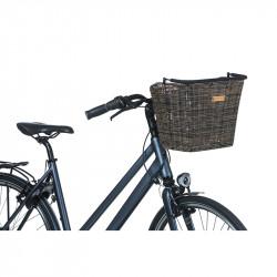 Panier vélo guidon rotin naturel BASIL Bremen