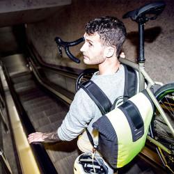 Sac à dos vélo 23L ORTLIEB Velocity Haute Visibilité