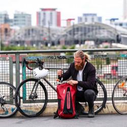 Sacoche vélo imperméable ORTLIEB Vario QL2.1
