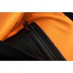 Sacoche étanche noir vélo pliant Brompton Metro L - avec bloc de fixation