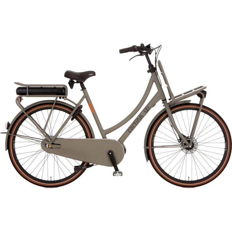 Vélo électrique de ville hollandais E-U4 Solid 7v