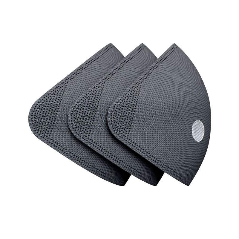 3x Filtres pour Masque Anti-pollution XIAOMI Air Mask