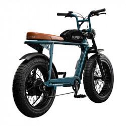 Vélo électrique SUPER73 S2 Hudson Blue