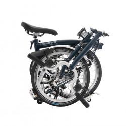 Vélo pliant BROMPTON M6L Tempest Blue