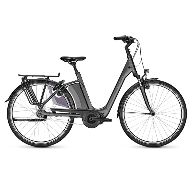 Vélo de ville électrique Allemand KALKHOFF Agattu 1.S Move BLX