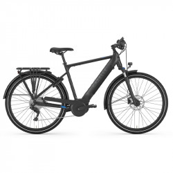 Vélo de ville électrique GAZELLE Medeo T10 HMB