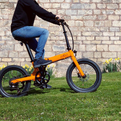 Vélo électrique pliant EOVOLT Confort