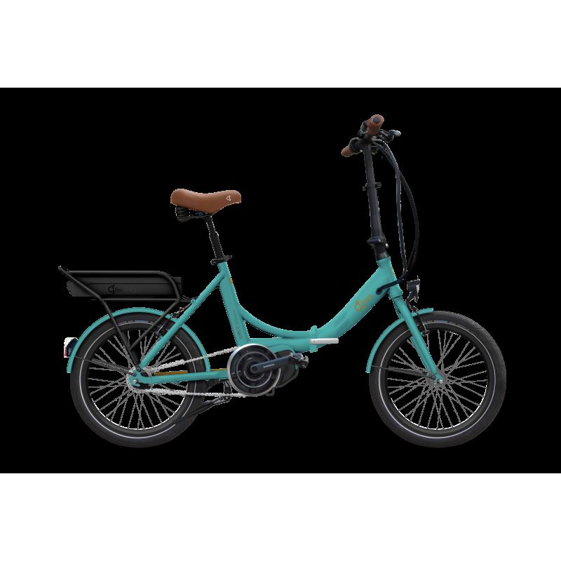 Vélo électrique pliant O2FEEL Peps N7C E5000