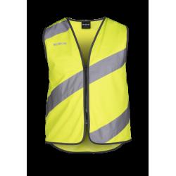 Gilet de sécurité fluorescent Jaune WOWOW