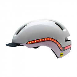 Casque vélo lumière intégrée Blanco NUTCASE Vio