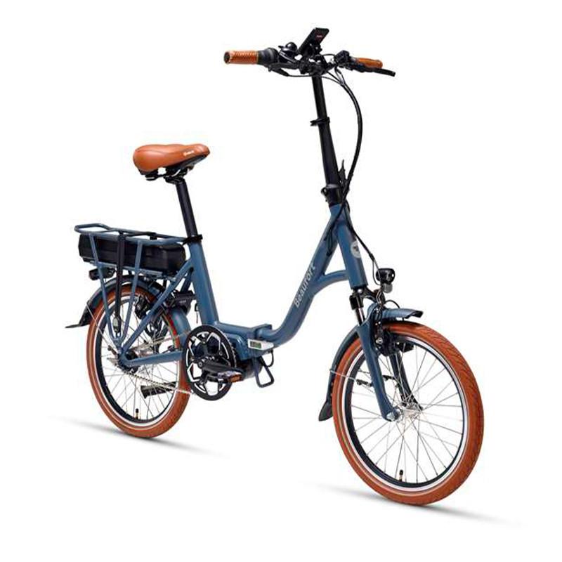 Vélo de ville pliant électrique BEAUFORT Billie