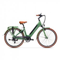Vélo ville électrique batterie intégrée BEAUFORT Britt