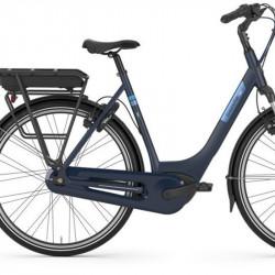 Vélo ville électrique moteur Bosch GAZELLE Paris C7 HMB