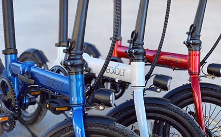 vélo pliant electrique
