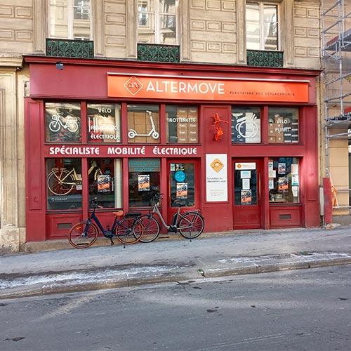 magasin Altermove Luxembourg