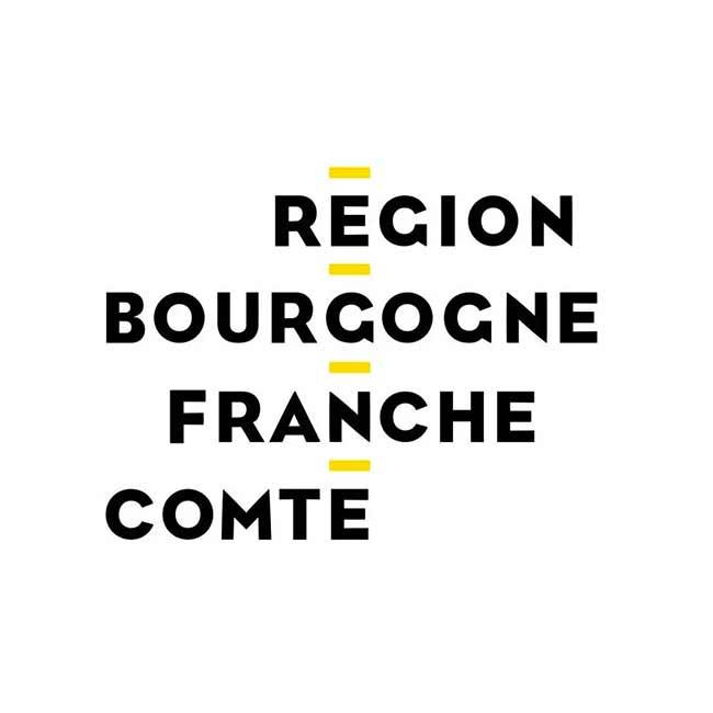 logo region bourgogne franche comté