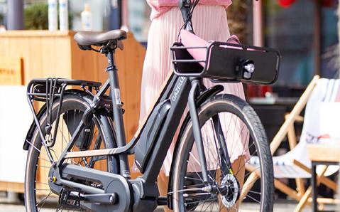 vélo hollandais electrique